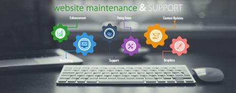 Website Maintenance