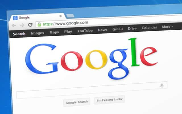 google search engine website