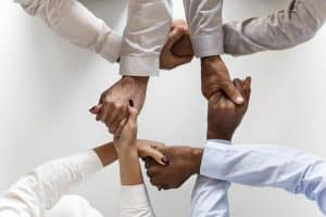 building links between people