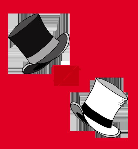 Black Hat Vs. White Hat