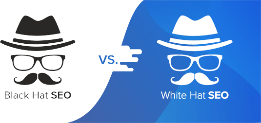 White Hat Vs. Black Hat